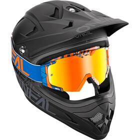 ONeal B-30 Goggles orange/blå